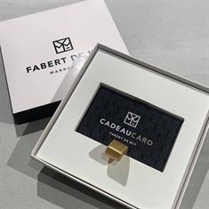 FABERT DE WIT Cadeaubon 50