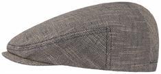 STETSON Driver cap linen/coton